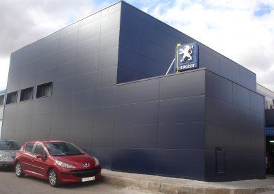 fachada arquitectonica calatrava